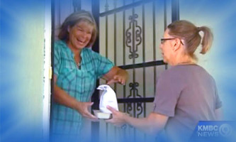 Volunteer for Meals on Wheels!